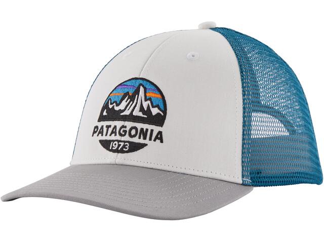 Patagonia Fitz Roy Scope LoPro Gorra de Camionero, white